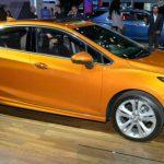 2017 Chevrolet Cruze Hatch Model