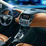 2017 Chevrolet Cruze Interior