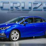 2017 Chevrolet Cruze TL
