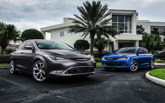 2017 Chrysler 100 Redesign