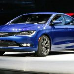 2017 Chrysler 200 C