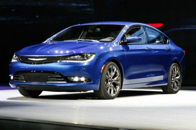 2017 Chrysler 200 C
