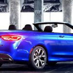 2017 Chrysler 200 Convertible