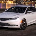 2017 Chrysler 200 MPG