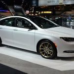 2017 Chrysler 200 MRSP