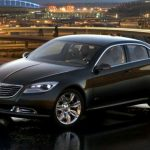 2017 Chrysler 200 Redesign