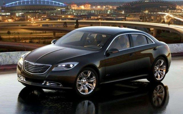 2017 Chrysler 200 Redesign