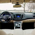 2017 Chrysler 200 S Interior