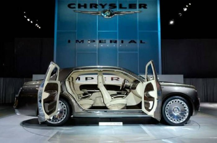 2017 Chrysler Imperial Model