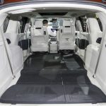 2017 Chrysler Pacifica Cargo Capacity