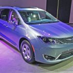 2017 Chrysler Pacifica Colors