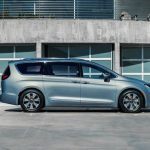 2017 Chrysler Pacifica Hybrid MPG