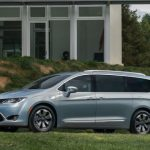 2017 Chrysler Pacifica Hybrid MRSP