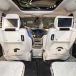 2017 Chrysler Pacifica LX Interior
