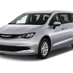 2017 Chrysler Pacifica LX Pictures