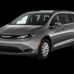 2017 Chrysler Pacifica Touring-L Model