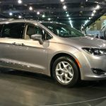 2017 Chrysler Pacifica Touring Model