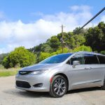 2017 Chrysler Pacifica Touring Suspension