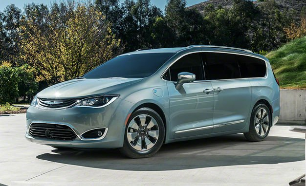 2017 Chrysler Town And Country AWD