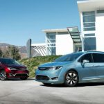2017 Chrysler Town And Country Hybrid