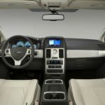 2017 Chrysler Town And Country Interior