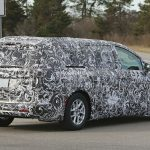2017 Chrysler Town And Country Spy Shots