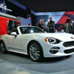 2017 Fiat 124 Spyder Roadsters