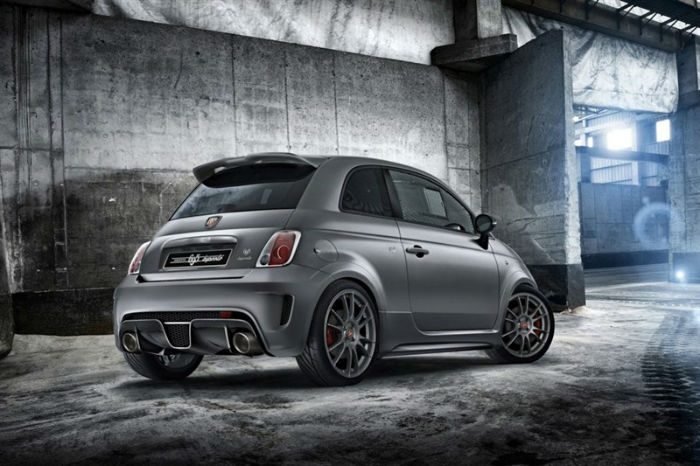 2017 Fiat 500 Abarth Changes