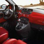 2017 Fiat 500 Abarth Interior