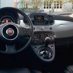 2017 Fiat 500 Lounge Interior