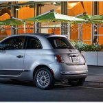 2017 Fiat 500 Lounge Official Photos