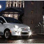 2017 Fiat 500 Lounge Pictures