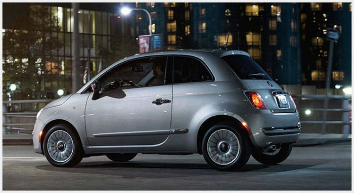 2017 fiat 500 lounge taillight. Black Bedroom Furniture Sets. Home Design Ideas