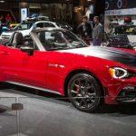 2017 Fiat Spider Abarth