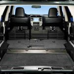 2017 Toyota 4Runner SR5 Boot Space