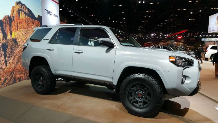 2017 Toyota 4runner Trd Model