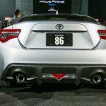2017 Toyota 86 Exhaust