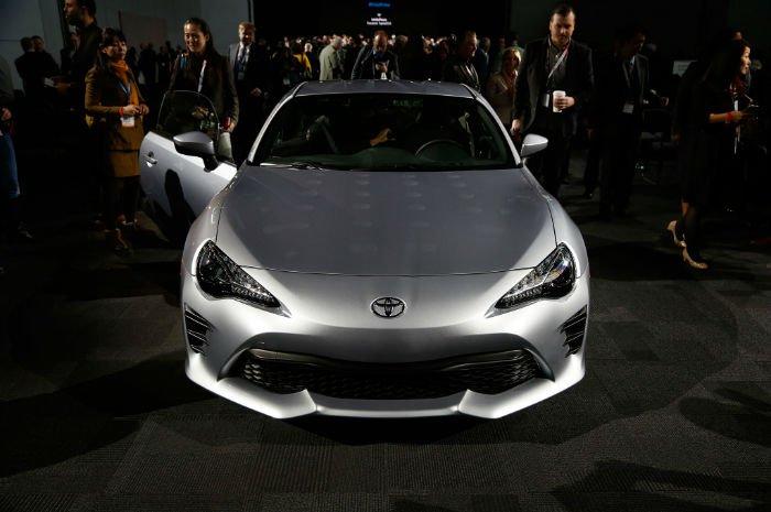 2017 Toyota 86 Facelift
