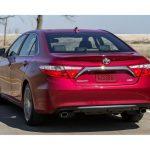 2017 Toyota Camry Exhaust