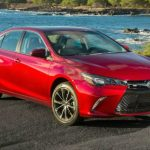 2017 Toyota Camry SE Wallpaper