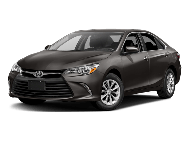 2017 Toyota Camry XLE Black