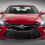 2017 Toyota Camry XLE Facelift