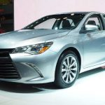 2017 Toyota Camry XLE Model