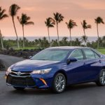 2017 Toyota Camry XLE Wallpaper