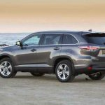 2017 Toyota Highlander Redesign