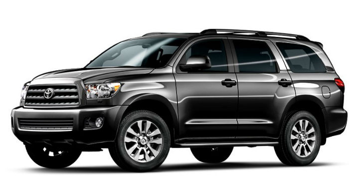 2017 toyota sequoia. Black Bedroom Furniture Sets. Home Design Ideas