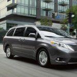 2017 Toyota Sienna Release