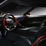 2017 Toyota Supra Interior