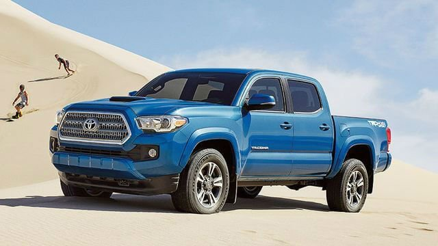 2017 Toyota Tacoma Diesel