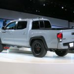 2017 Toyota Tacoma TRD Model